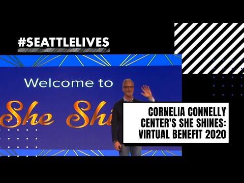 Cornelia Connelly Center's She Shines: Virtual Benefit 2020