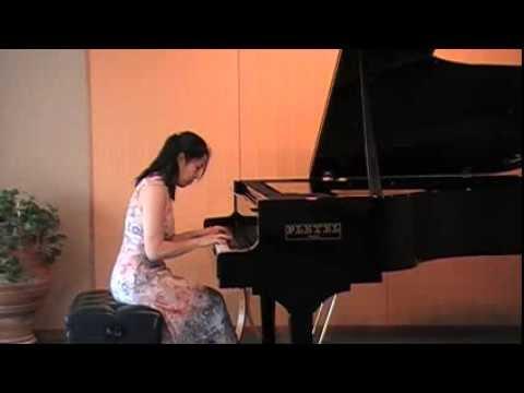 """Dora Pejačević ~Flowers' Life Op.19 """"Violets"""" (Pf. Keiko Nishizu)"""