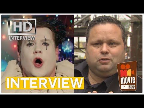 Paul Potts - Life is like a cake ONE CHANCE exclusive Interview