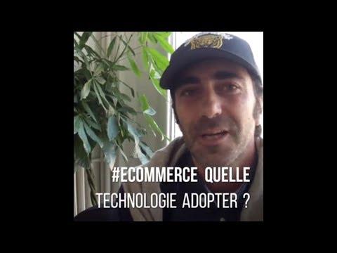 Quelle technologie choisir pour son projet e-commerce ?
