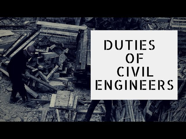Duties of Civil Engineers 🏗️ | What Civil Engineers DO? 🏆