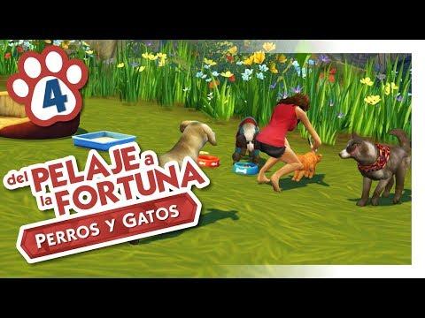 Del Pelaje a la Fortuna - Cap 4 (Los Sims 4 Perros y Gatos)