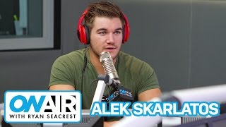 Alek Skarlatos Train Rescue Leads to DWTS | On Air with Ryan Seacrest