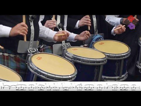Boghall & Bathgate - Gordon Brown - 2019 World Pipe Band Championships MSR