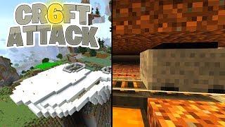 Tony Spark Base! Automatische Redstone Weizenfarm! - Minecraft Craft Attack 6 #06 - SparkofPhoenix