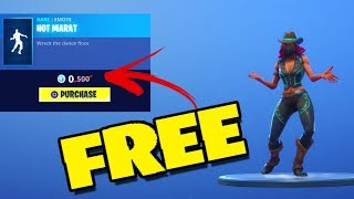 Fortnite Item Shop: FREE HOT MARAT DANCE EMOTE! (November 23, 2018) Fortnite Battle Royale
