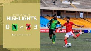 HighlightsHIGHLIGHTS   AS Vita Club 0 - 3 Al Ahly   Matchday 4   #TotalCAFCL