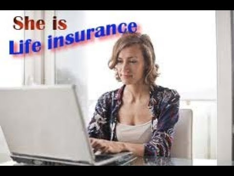 Make women empowered, She is a Life insurance
