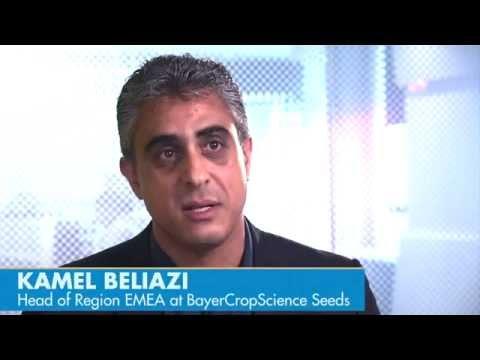 You Belong at the Chamber: Kamel Beliazi of Bayer CropScience