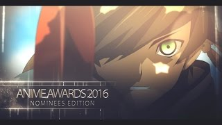 Anime Awards 2016: Nominees Edition