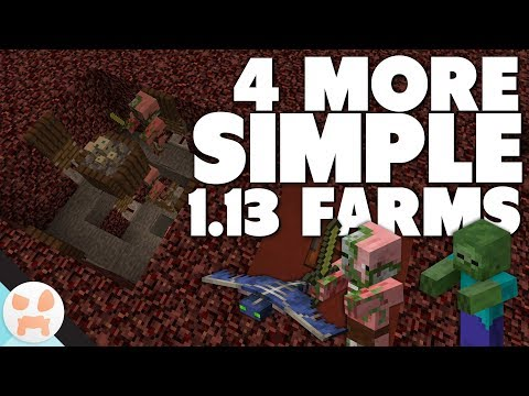 4 MORE SIMPLE 1.13 FARMS!