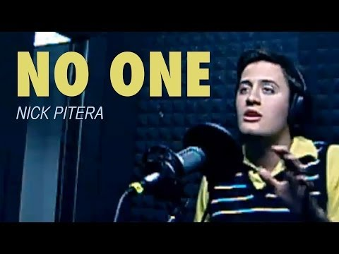 Alicia Keys - No One - Nick Pitera (cover)