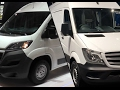 2017 Peugeot Boxer vs. 2017 Mercedes-Benz Sprinter