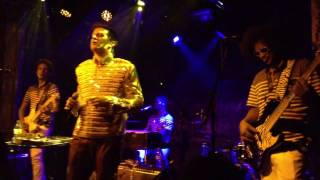 Mayer Hawthorne - Barry White : Playing Your Game, Baby - live in London @ Xoyo 03.07.2013
