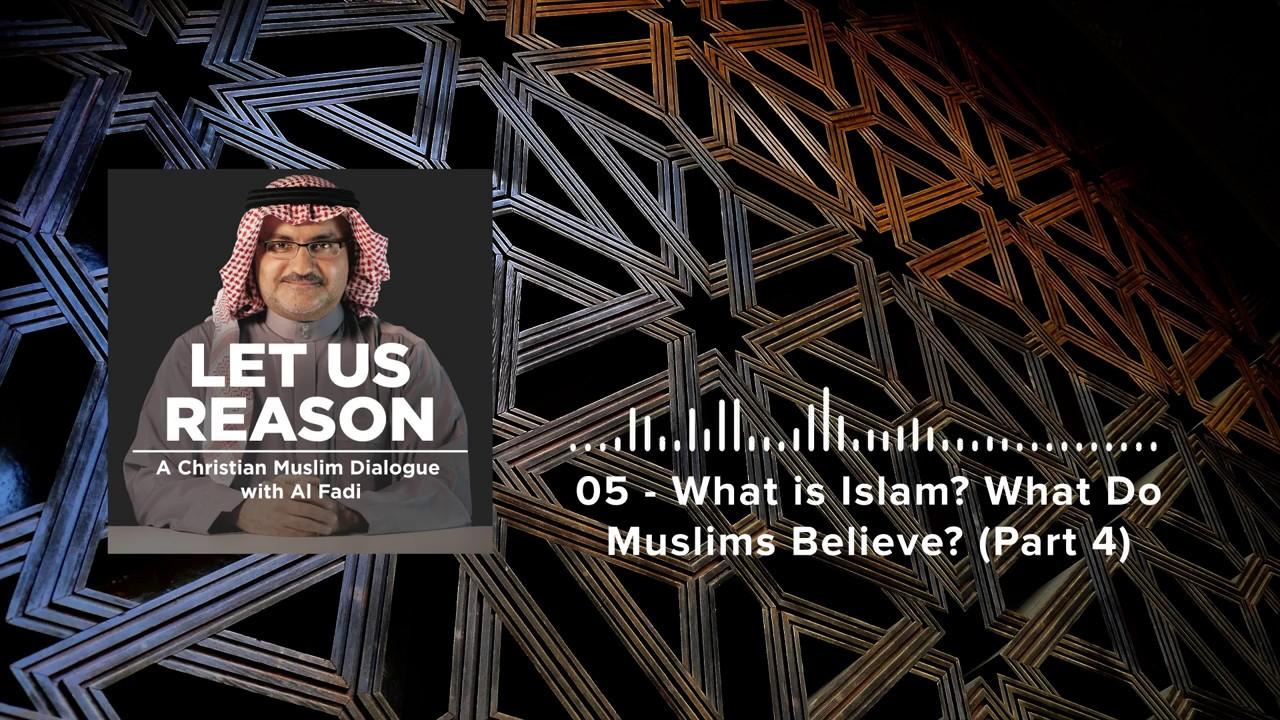 4 Reason //// Believe