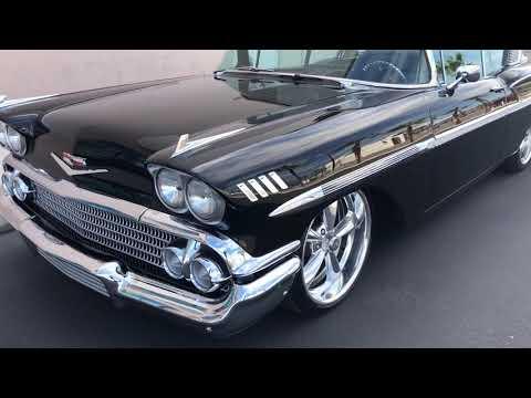 1958 Chevrolet Bel Air- 383 Stroker At Celebrity Cars Las Vegas