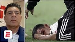 ESPN-Deportes-LA-LESI-N-DEL-CHUCKY-LOZANO-EN-FOTOS-El-Doctor-Meraz-analiza-el-golpe-del-mexicano-en-Copa-Oro