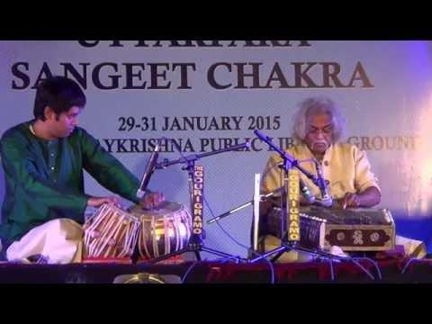Tarun Bhattacharya- Santoor- Raga- Basant Mukheri -Tabla- Rupak Bhattacharya