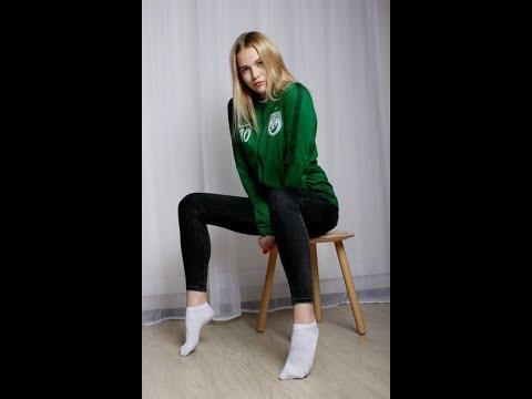 Girls In Socks Best Compilation / Девушки в носочках лучшая подборка #3