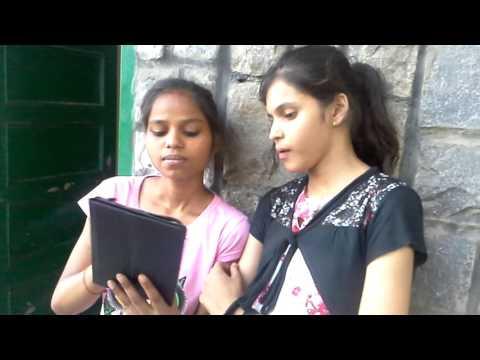 Thrilling Anti-ragging drama by EnglishEdge students @ SOS Children's Village Faridabad
