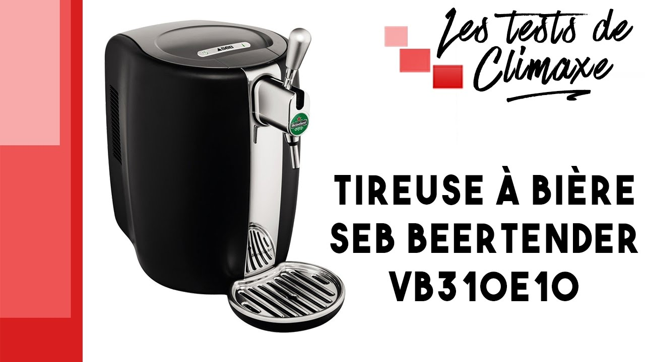 test d 39 une tireuse bi re seb beertender vb310e10 pour f ts de 5l heineken desperados etc. Black Bedroom Furniture Sets. Home Design Ideas