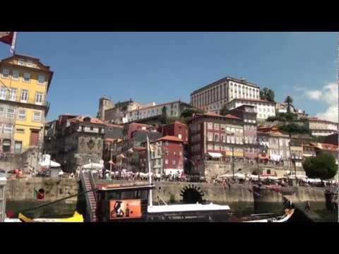 Viaggio in Portogallo-Porto - (VIDEO)