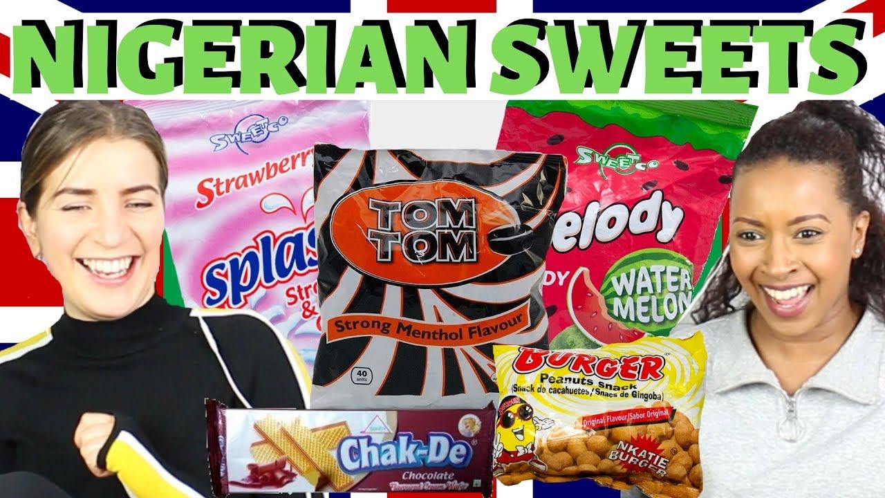 Candy nigeria Nigerian Toasted