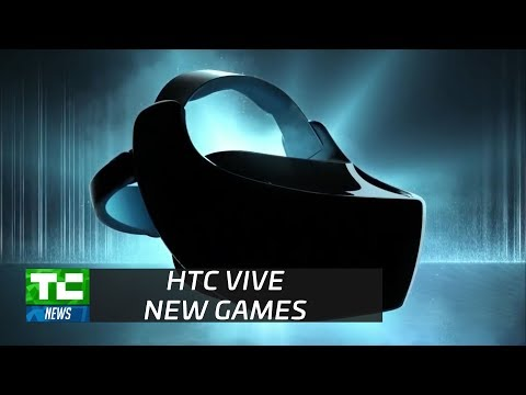 E3: New games on HTC Vive