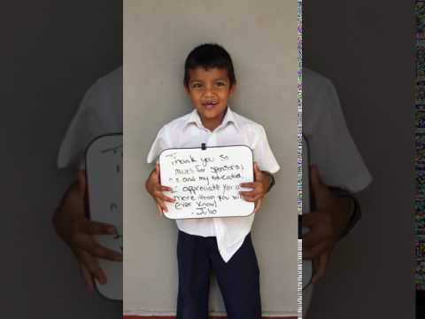 Julio 1st day of school 2017 - World Missions Outreach