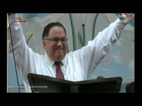 Pastor: Carlos Guerra ( Cuando Dios Esta Con Nosotros)