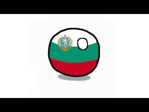 History of the Bulgarian Flag/ Countryball animation