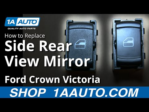 How to Replace Single Power Window Switch 99-05 Volkswagen Jetta