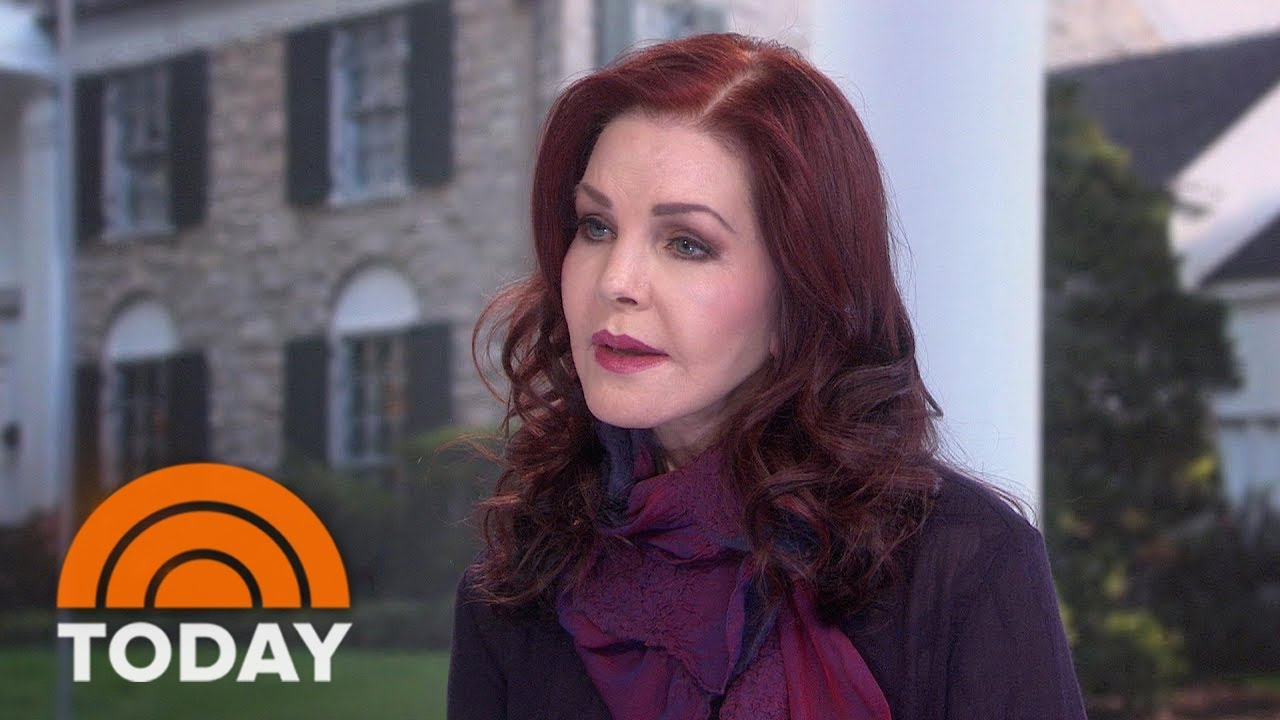 Priscilla Presley Shares Details About New Elvis Presley Documentary Today Youtube