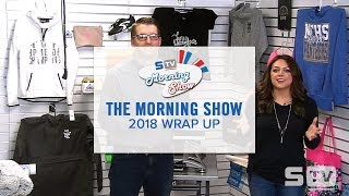 2018 Wrap Up   Morning Show Ep. 142