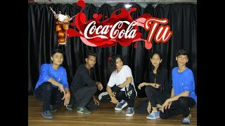 Coca Cola Tu - Tony Kakkar ft. Young Desi | Dance Choreography for Begginers | Kamlesh Patidar