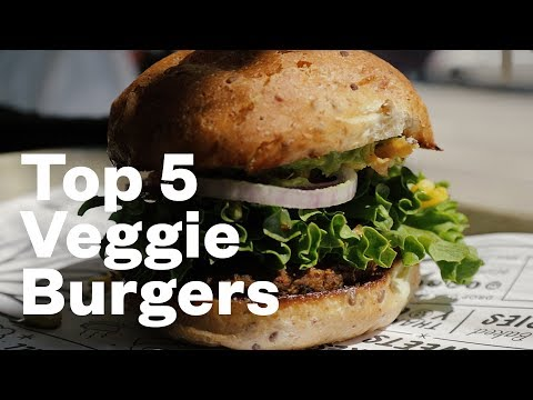 Best Cheap Veggie Burgers in NYC