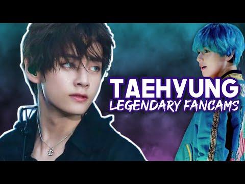 BTS V (Taehyung) | Most LEGENDARY & ICONIC Fancams 🔥