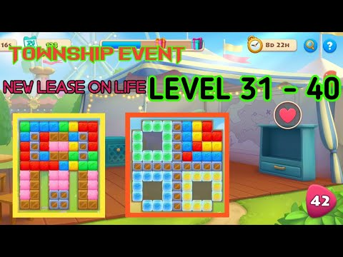 Lease On Life || Township Event || Level 31 - 40
