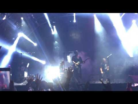 2016.9.16 Miyavi Horizon Live in Shanghai Concrete & Grass music festival 2