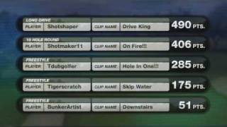 Tiger Woods PGA TOUR 08 - GamerNet Roundup Week 1