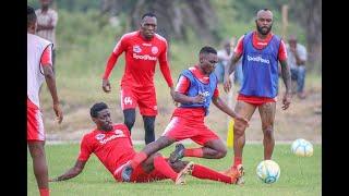 Tamaza Mazoezi ya Simba waliyofanya leo Bunju Complex