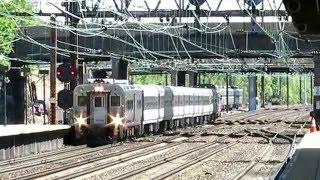 NJT #3838 ride from Trenton To Newark Penn Station