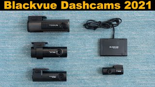 Blackvue Dashcam Lineup 2021