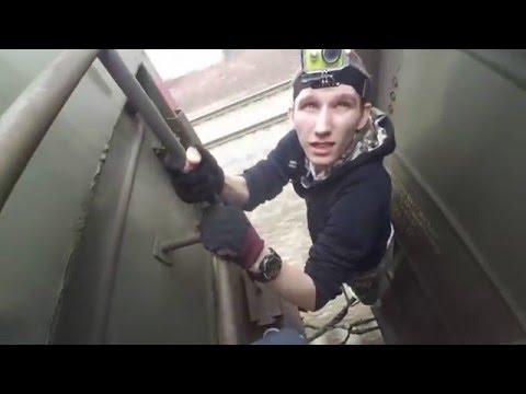Зацепинг Казань Новаторов - Чурилино