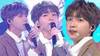 LOVE SONG JEONG SEWOON 정세운 BABY IT 39 S U 인기가요 Inkigayo 20180204