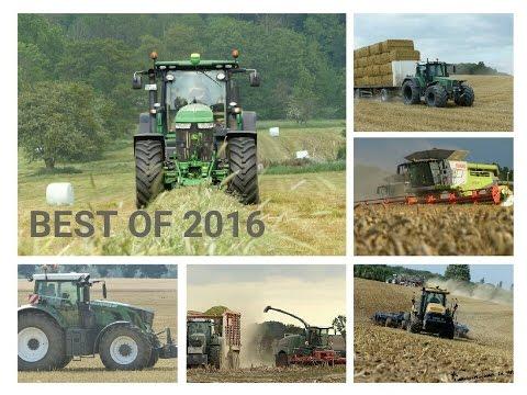 BEST OF 2016   We Are Farmers   Landwirtschaft in MV - Der Jahresrückblick + Fails und Outtakes