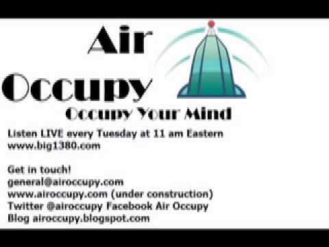 Air Occupy Show 24 GMO & Occupy Monsanto