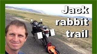 The Jack Rabbit Trail - KTM 950 Adventure - California Dreaming Ep. 1