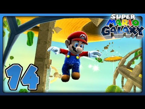 Super Mario Galaxy - Part 14 - Bone-Dry, Dry Bones