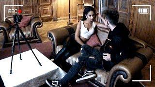 GEHEIMES GESPRÄCH von Celina und Stanley! (Versteckte Kamera) | Krass Klassenfahrt